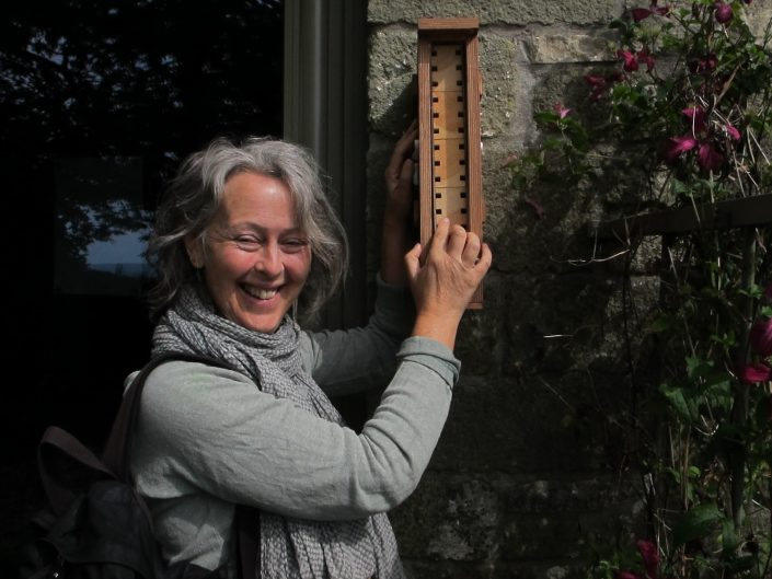 Brigit with Bee Hotel