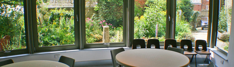 Gold Hill Museum Garden Room