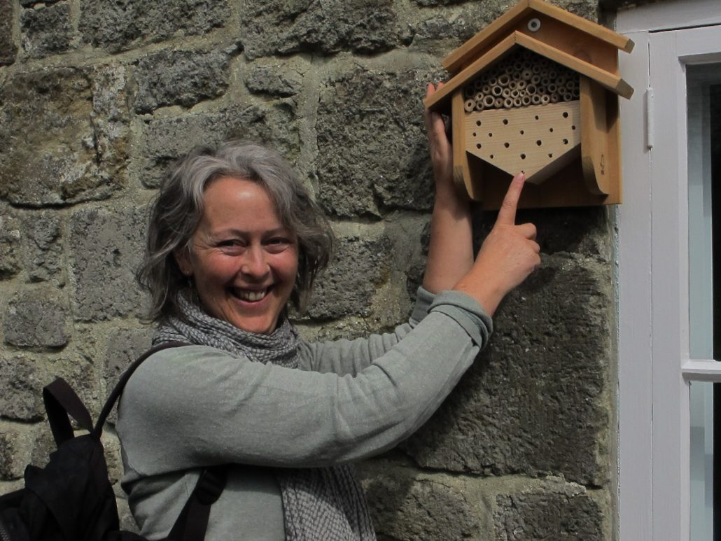 Brigit Strawbridge and Bee Hotel