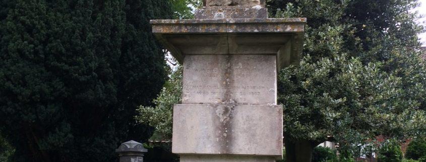 Churchyard Statue (3)