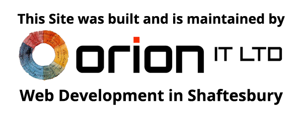 Orion IT Ltd - Web Design Shaftesbury