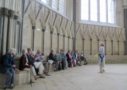First floor Chapter House Wells Cathedral (2)