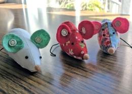 Dorset Button Mice