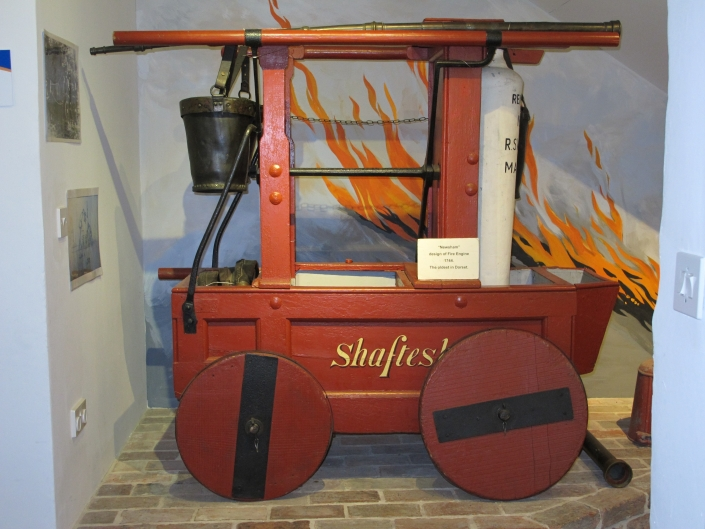 1744 Newsham Fire Pump