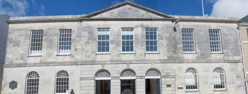 Shire Hall Dorchester