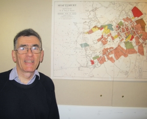 Matthew Tagney and 1919 Sale of Shaftesbury Map