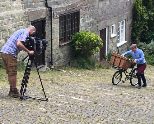 BBC South re-create the Hovis ad