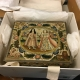 Charles II Needlework Decorative Box