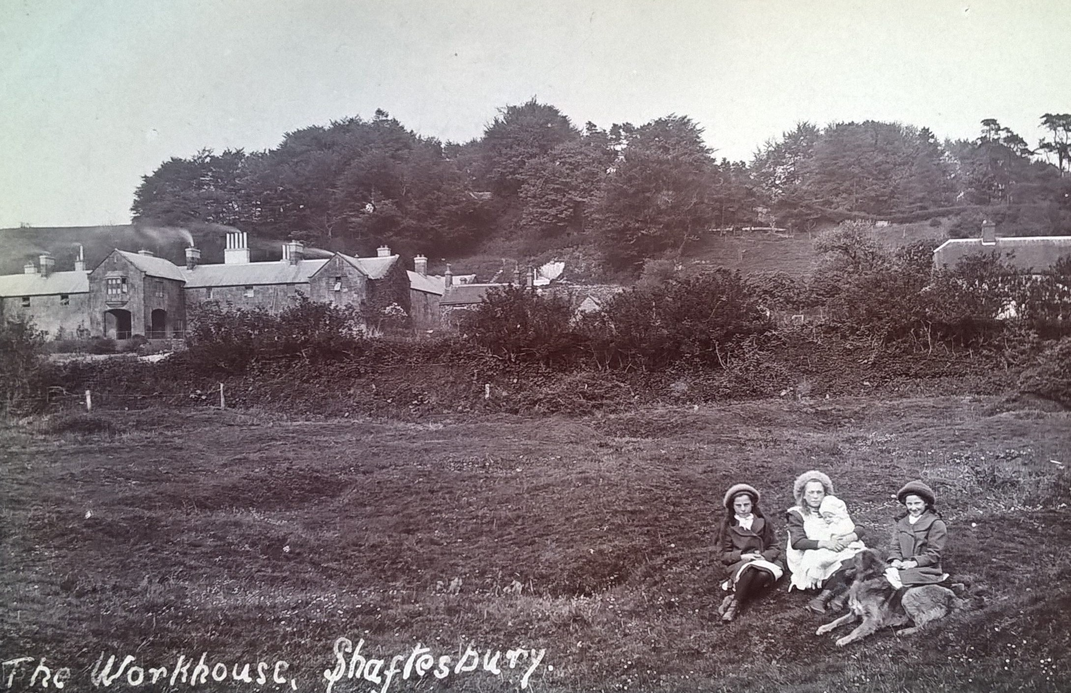 Shaftesbury Workhouse