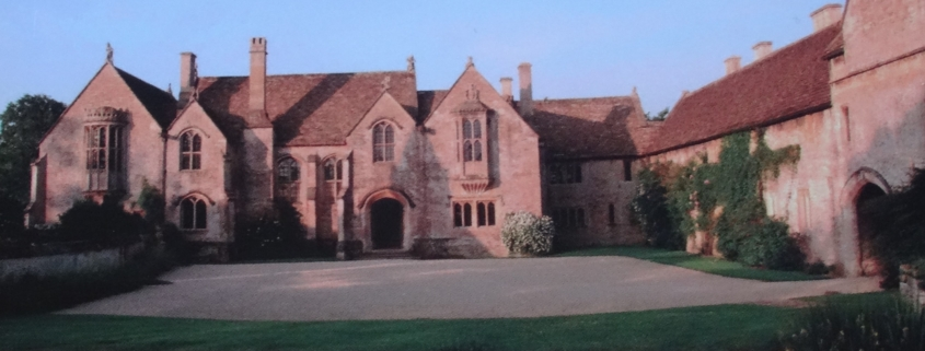 Great Chalfield Manor by Hugh Wright