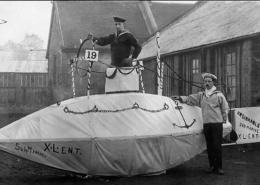 Carnival Float 1912