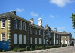 Marconi Factory Chelmsford