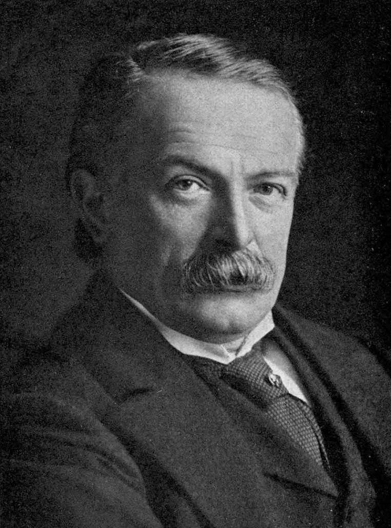 Prime Minister David Lloyd George c1918
