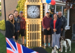 Appleby Family CommemorateVE Day 2020