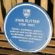 John Rutter Plaque (2)