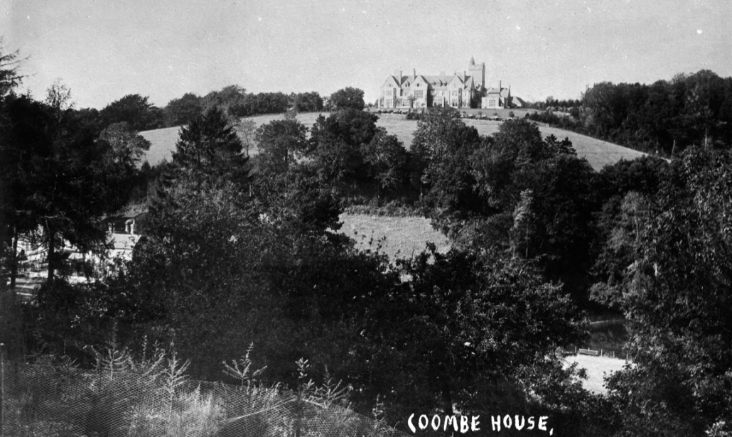 Coombe House Built 1886