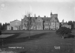 Coombe House by Albert Edward Tyler