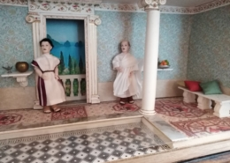 Roman Box Room by Tryphena Orchard