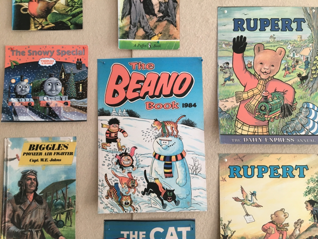 Biggles and the Beano