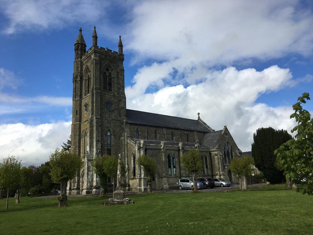 Holy Trinity Church, Shaftesbury. Built 1842 (IK)