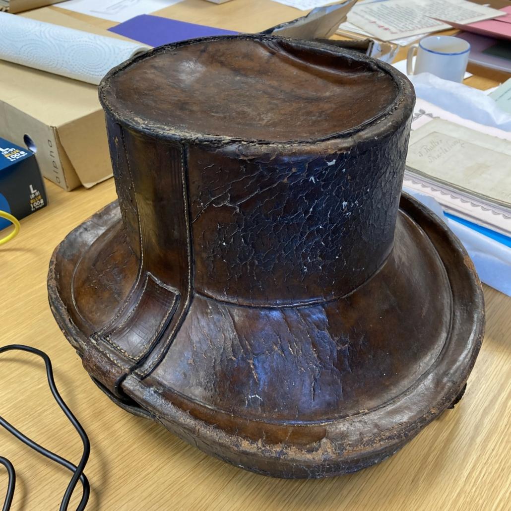John Rutter's Hat Box
