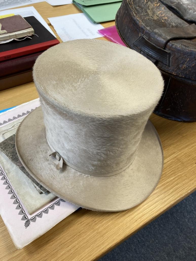 John Rutter's Parisian Top Hat