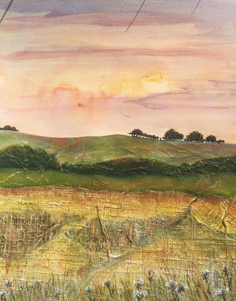 Landscape II Jane Shepherd