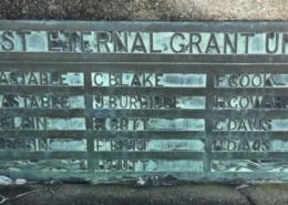 St James 1914-18 War Memorial